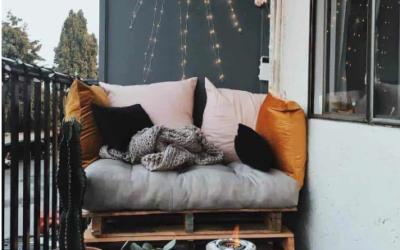 Bien aménager son balcon ou sa terrasse